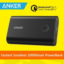 [Qualcomm Certifed] Anker Quick Charge 2.0 10050mah power bank