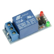 1 Channel Isolated 5V Relay Module Coupling For Arduino PIC AVR DSP AR